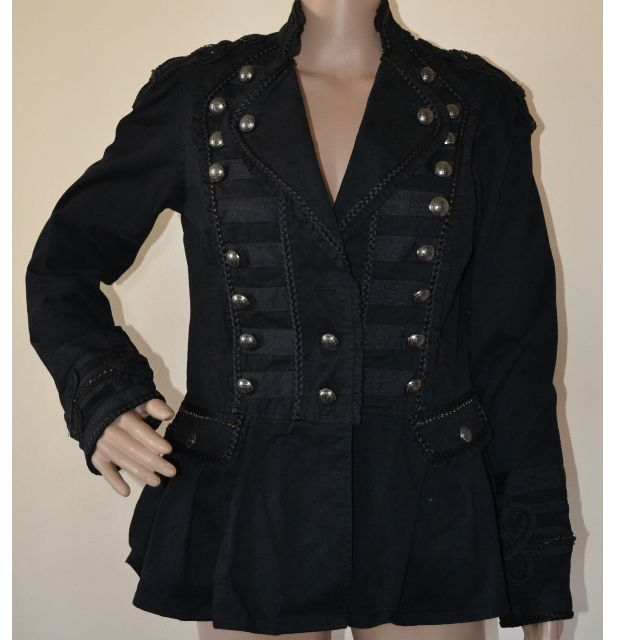 Dorothy Perkins Black Jacket Size: UK10/Euro38