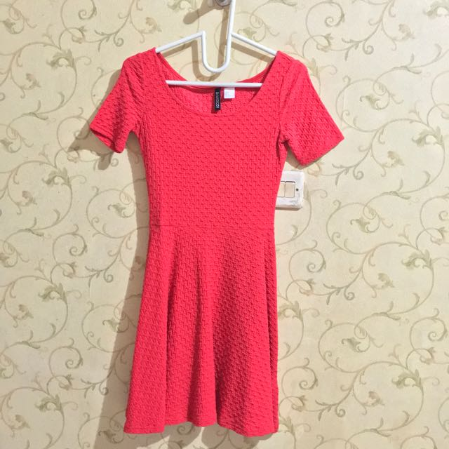 Dress Press Body H&M Size S