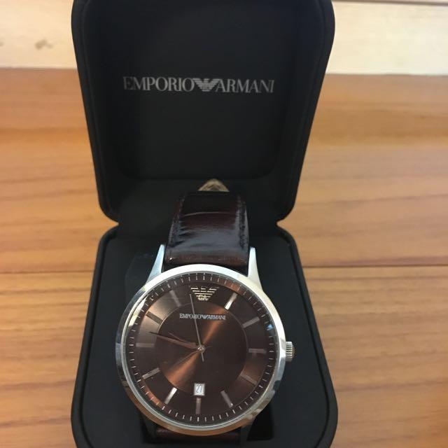 Emporio Armani - AR2413 日期手錶