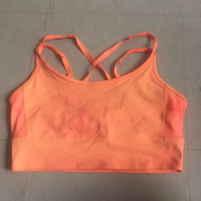 Forever 21 sports bra