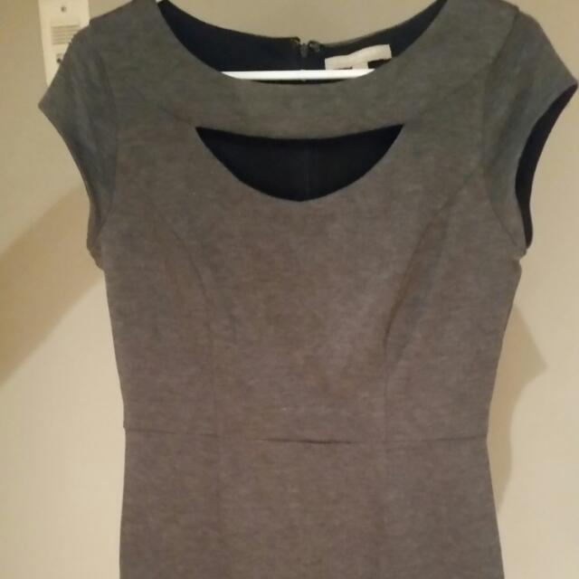 Grey Dresses Size Small