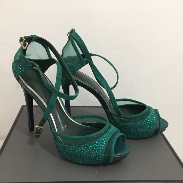Heel Emerald Green Merk Pedro Original