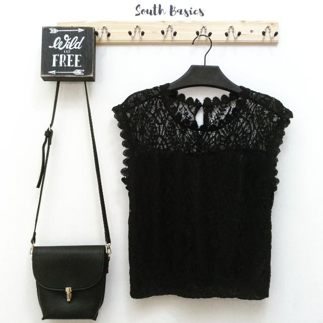 High Quality BKK Lace Top