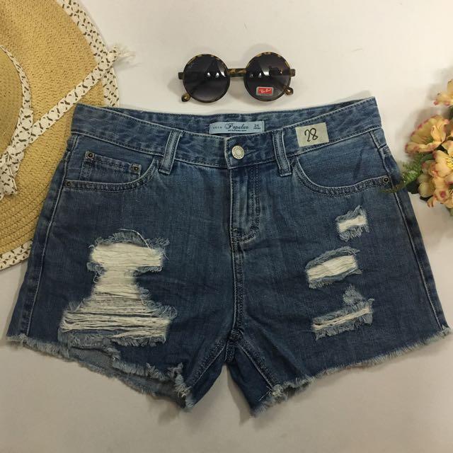 Highwais Shorts