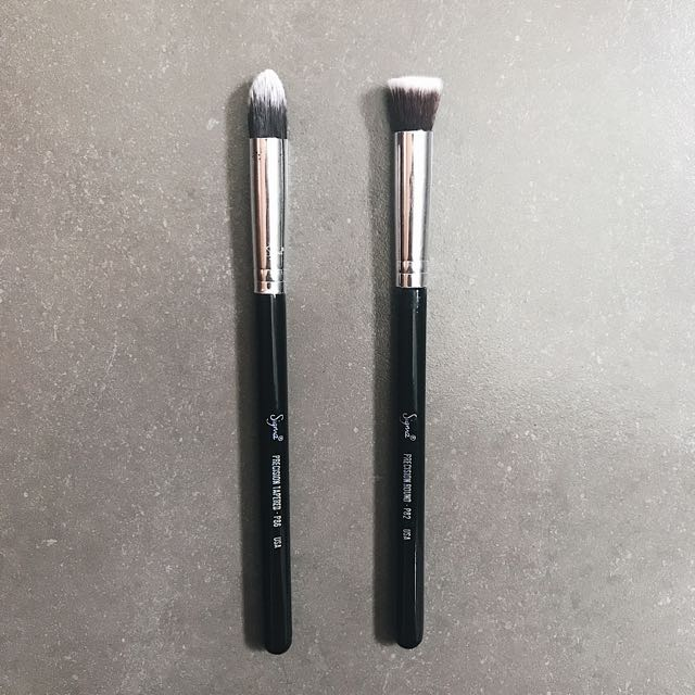 Inspired Sigma Makeup Brushes
