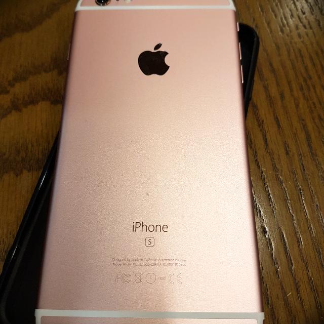 Iphone 6s Plus Rose Gold 64GB WTS/WTT