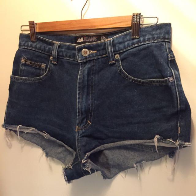 Jag High waisted Shorts