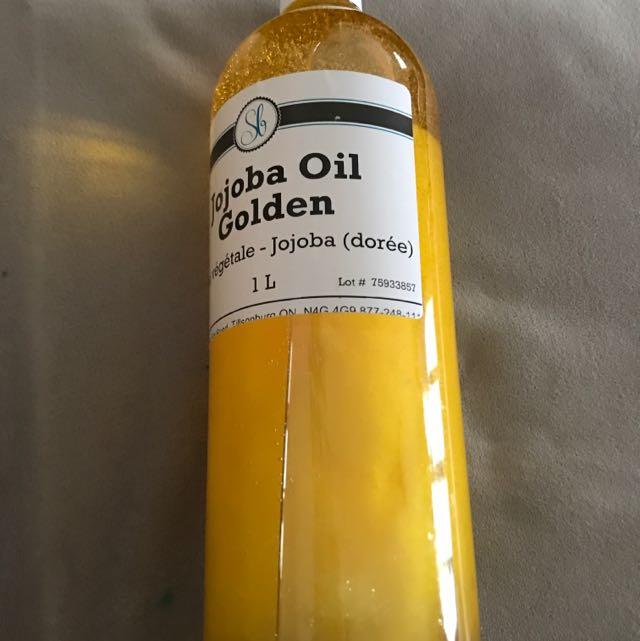 Jojoba Oil (1 L)
