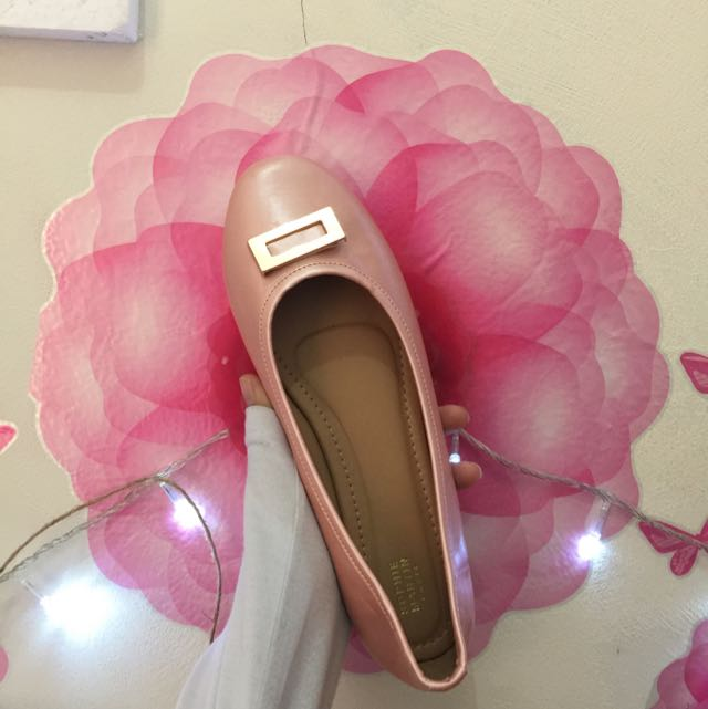Julienne Ballerina Peach