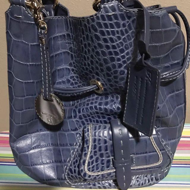 f0bacab654a3 Lancel Premier Flirt Drawstring Bag