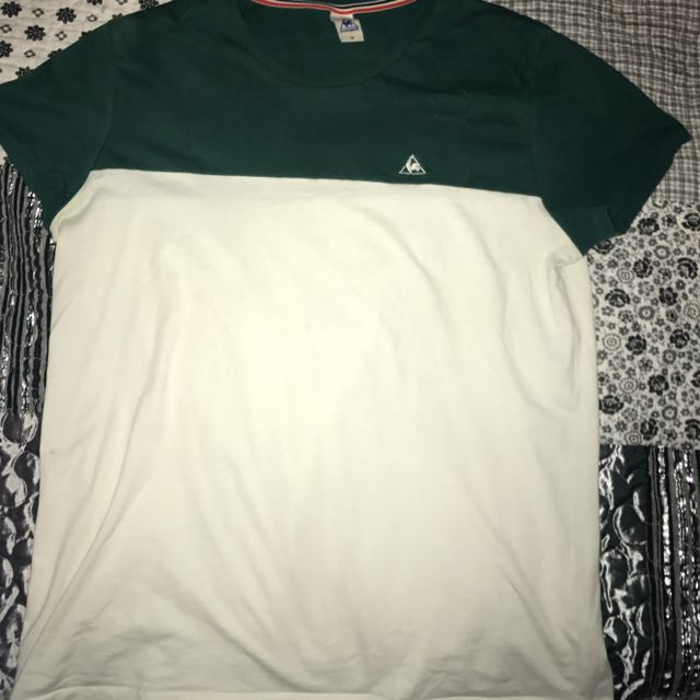 Le Coq Sportif Tee Shirt Good Condition