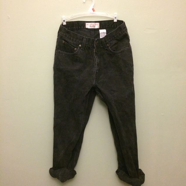 Levi Relaxed Mom Jeans