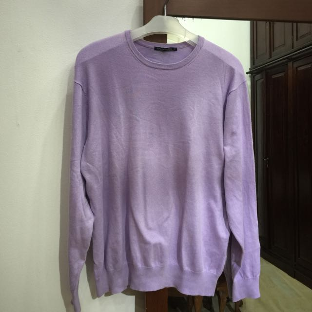Lilac Purple Sweater
