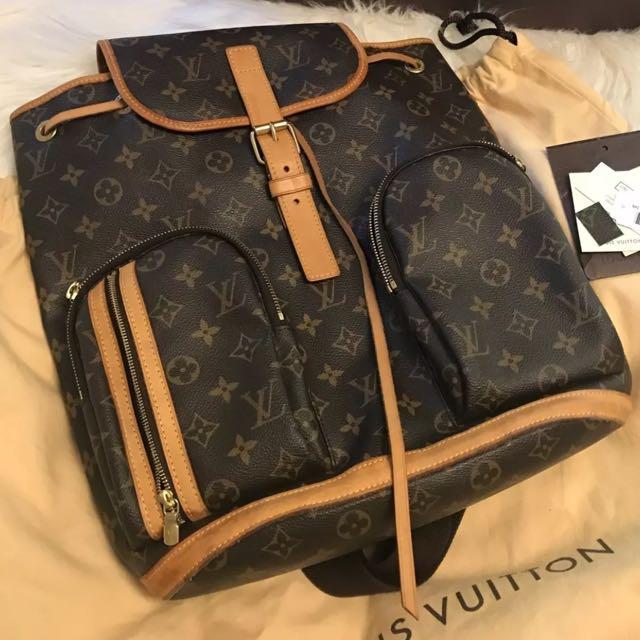 Louis Vuitton Bopshore Backpack Women's LV Bag