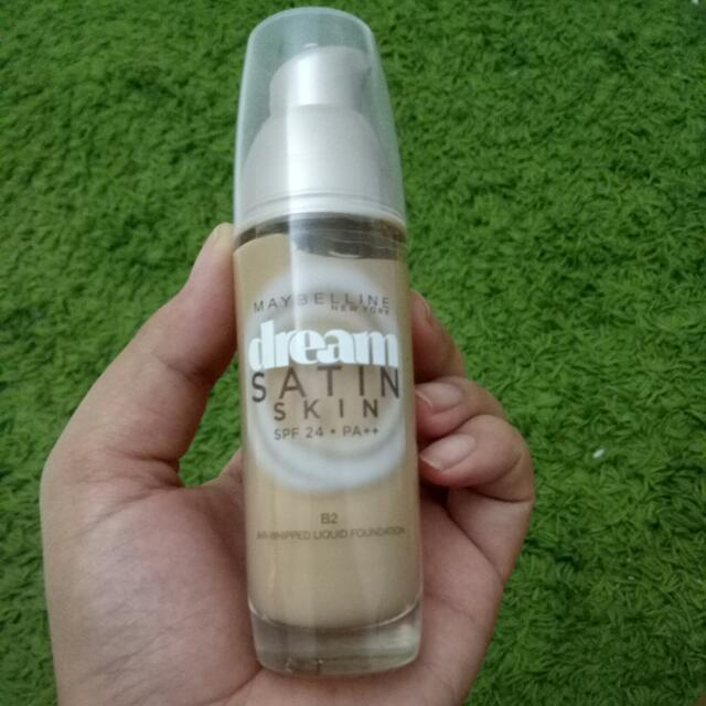 Maybelline Dream Satin Skin