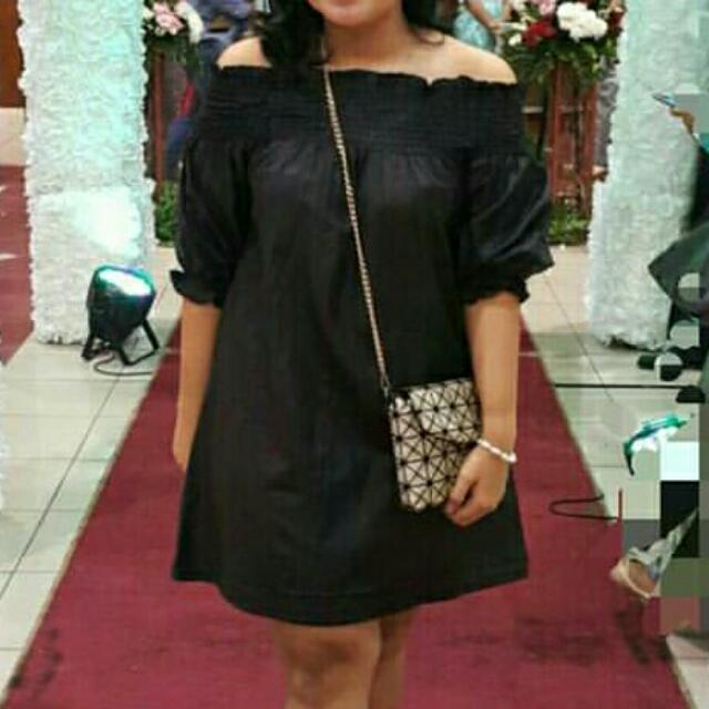 Black Dress Sabrina