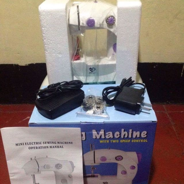 Mini Sewing Machind