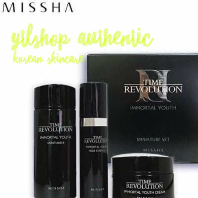 Missha Time Revolution Night Repair