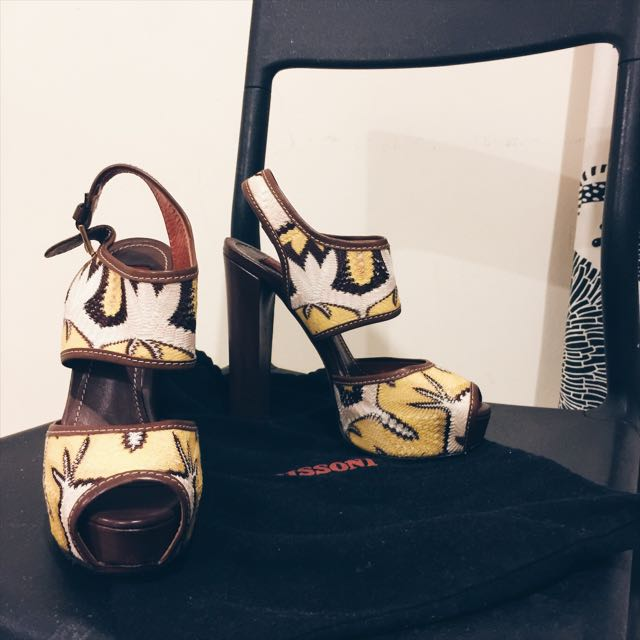 MISSONI Heeled Sandals