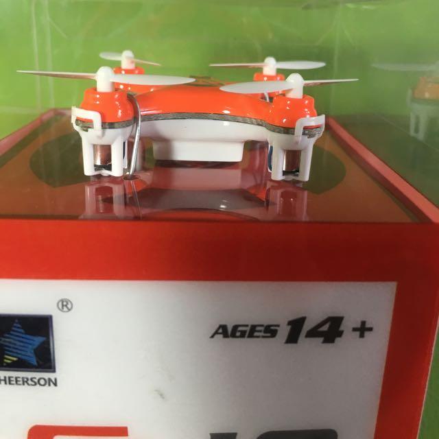 Nano Drone (quadcopter)