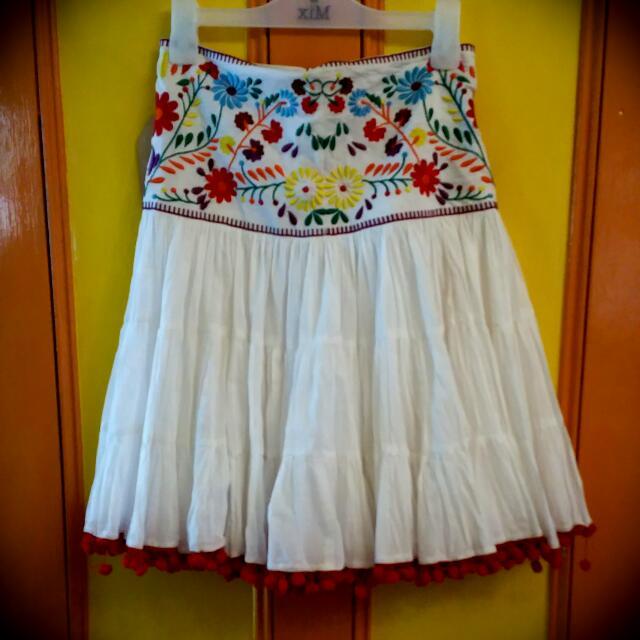 NEW Boom Shankar Frida Skirt