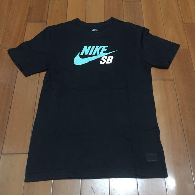 Nike Sb 短T 湖水綠