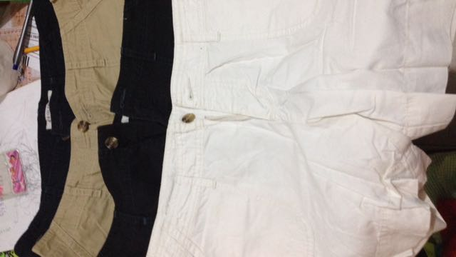 2pcs Original Abercrombie And Fitch Shorts