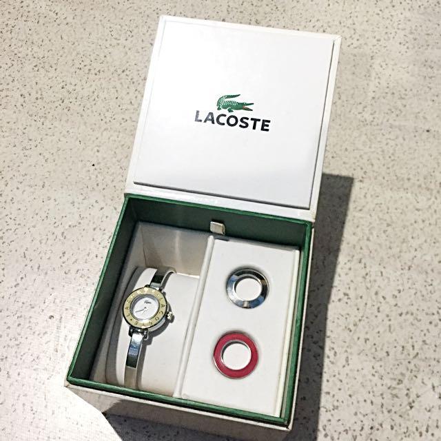 Original Lacoste Slim Watch