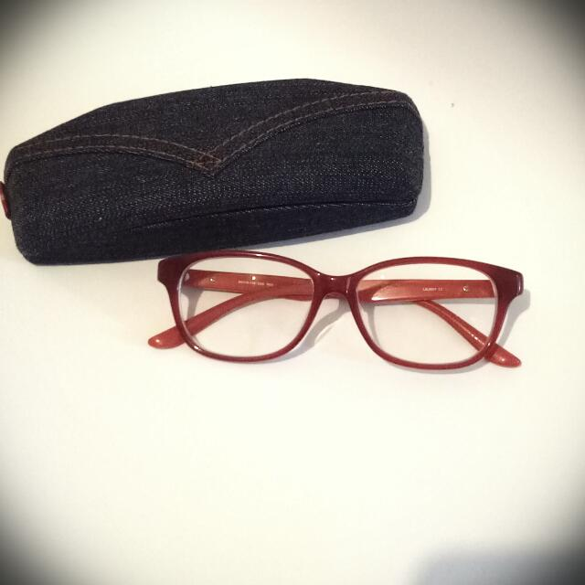 Original Levi's Eyeglasses With Box