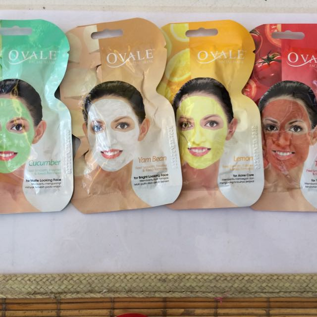 Ovale Facial Mask