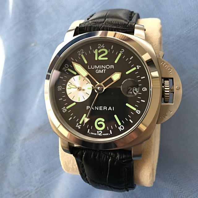 Panerai Gmt Luminor Watch