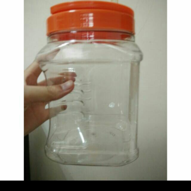 透明PET瓶 泡菜瓶