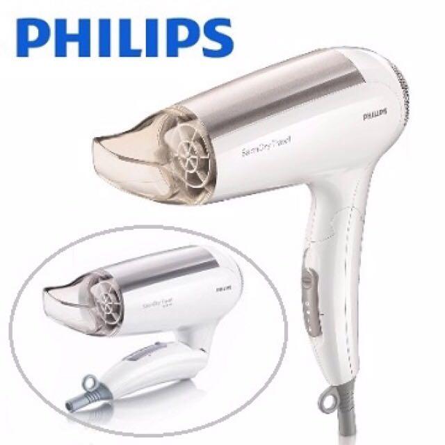 PHILIPS 飛利浦旅行用護髮吹風機 HP4988
