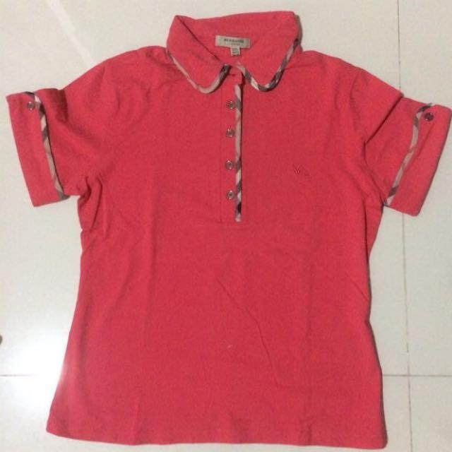 Pink T-Shirt / Kaos