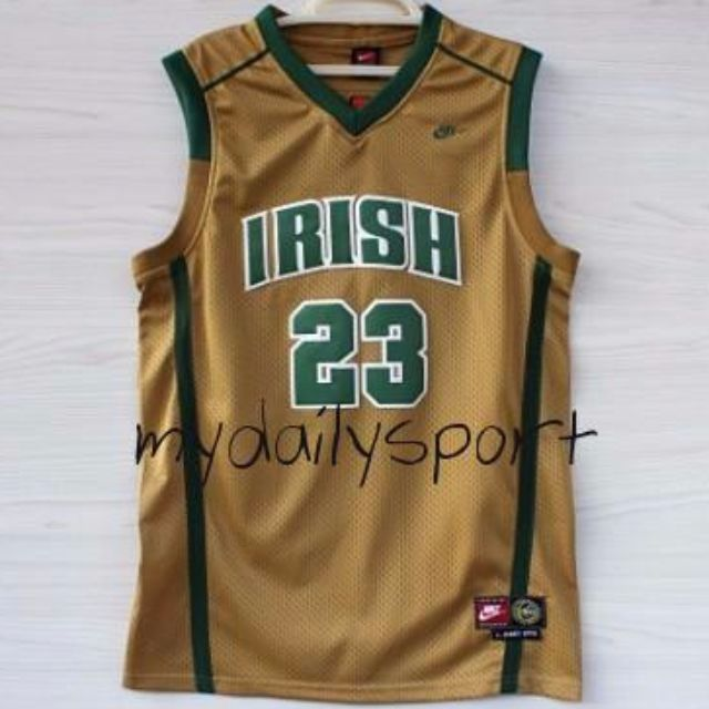 the latest e78f8 b59ee PO] NCAA Lebron James St. Vincent–St. Mary High School ...