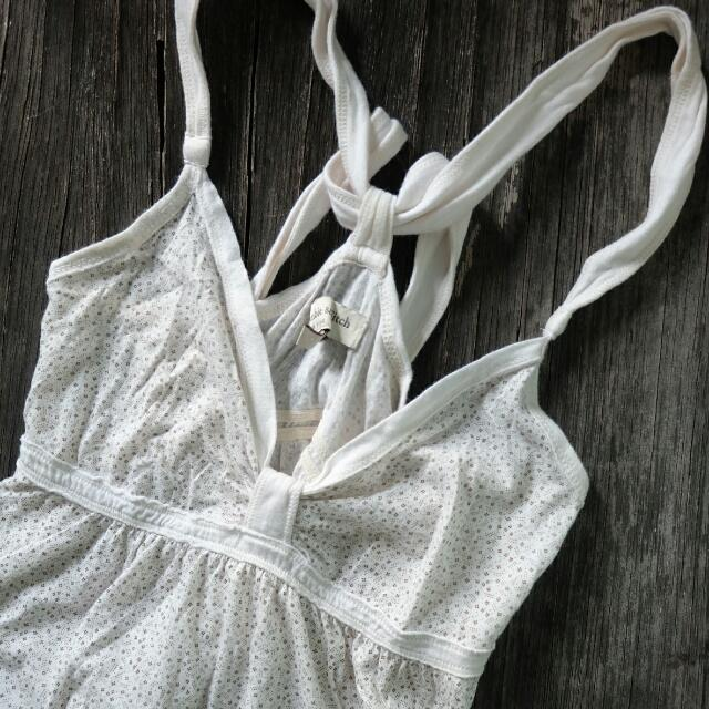 Pre-loved Top (Abercrombie & Fitch)