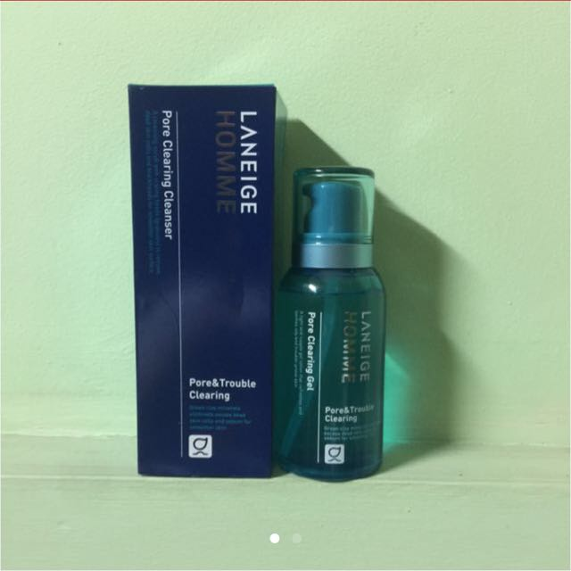 REPRICE Laneige Homme
