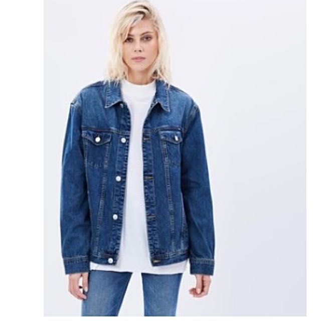 RES denim Jacket