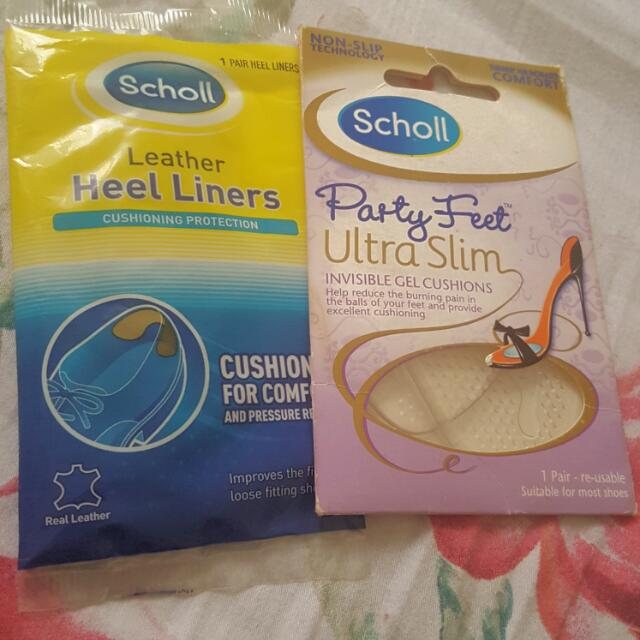 Scholl Cushioning Protection
