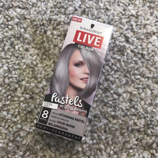 Schwarzkopf Pastel Hair Dye