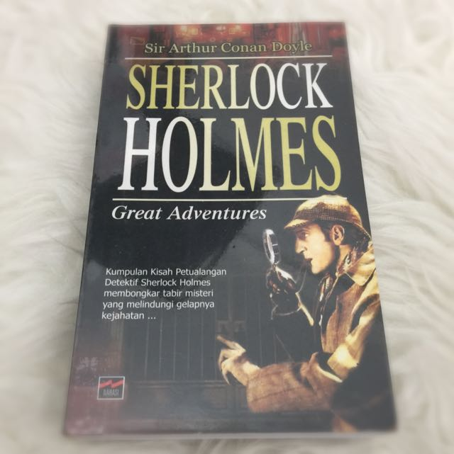 Sherlock Holmes Great Adventures