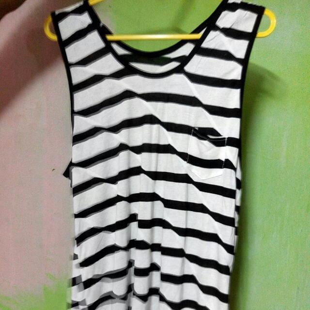 Stripe Beach Sando