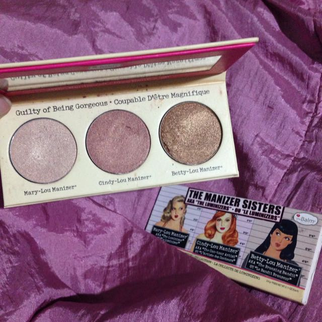The Balm Trio The Manizers Sisters