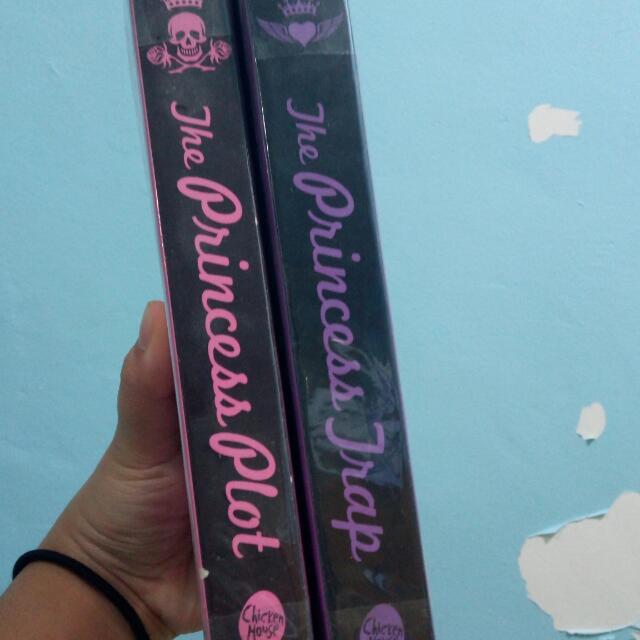 The Princess Plot + The Princess Trap