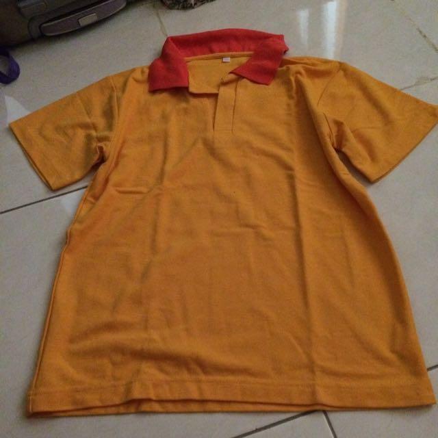 #tisgratis Kaos Orange