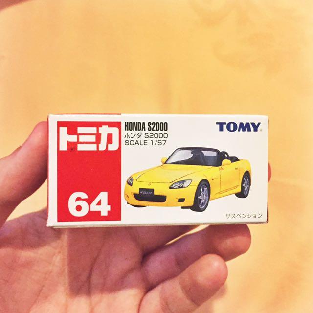 Tomica Honda S2000
