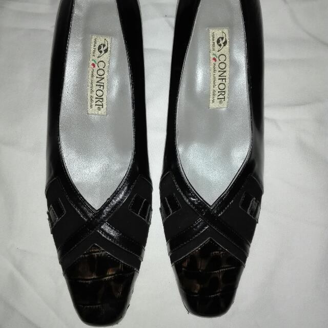 Vera Pelle made In Italy Ladies Shoe