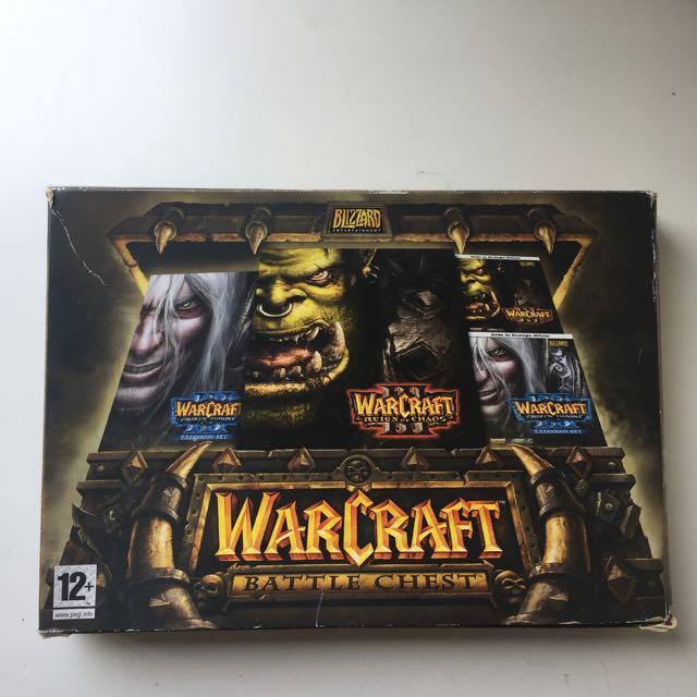 Warcraft PC Games