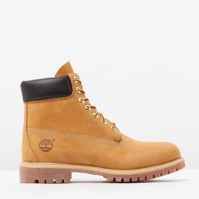 "Women's Timberlands 6"" Boots Premium Size 8"