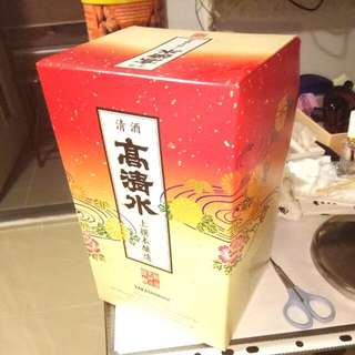 日本秋田高品質清酒 高清水 300ml